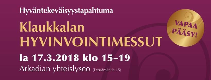 Klaukkalan Hyvinvointimessut 2018
